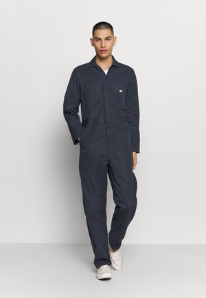 BLENDED COVERALL - Jumpsuit - dark navy