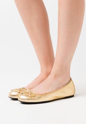 ACOR - Ballet pumps - goldy