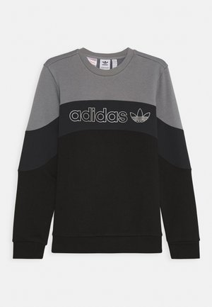 Sweater - grey/black