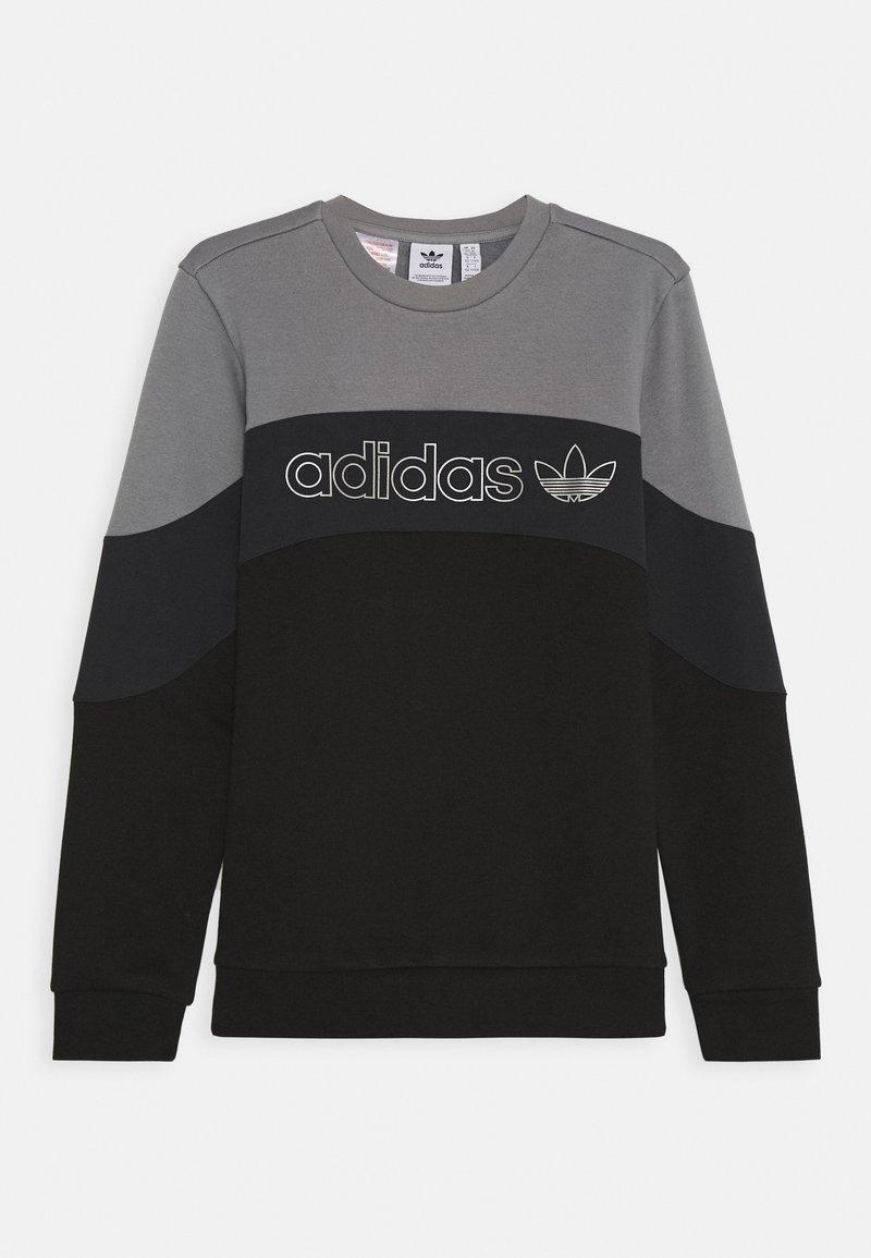 adidas Originals - Felpa - grey/black