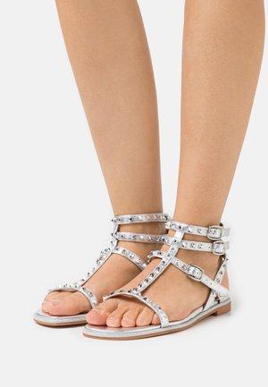 Sandali - silver