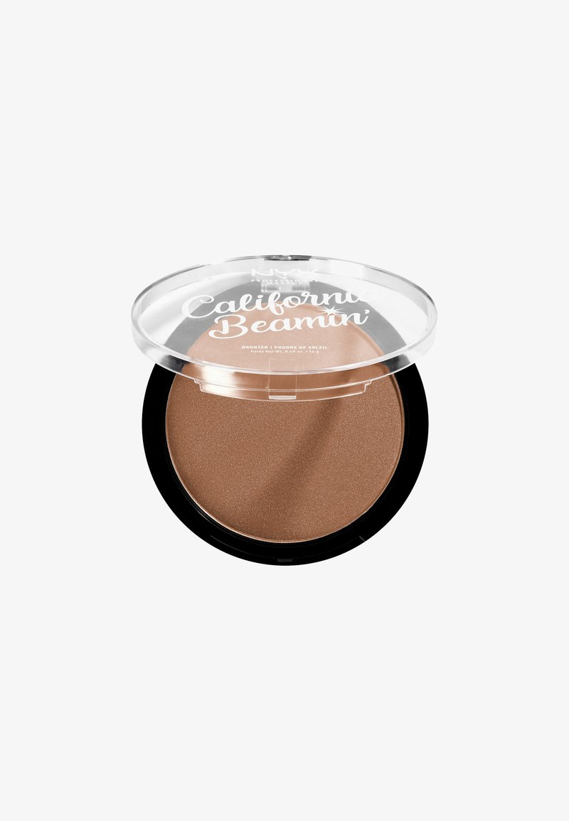 Nyx Professional Makeup - CALIFORNIA BEAMIN´ FACE & BODY BRONZER - Bronzer - 4 golden state