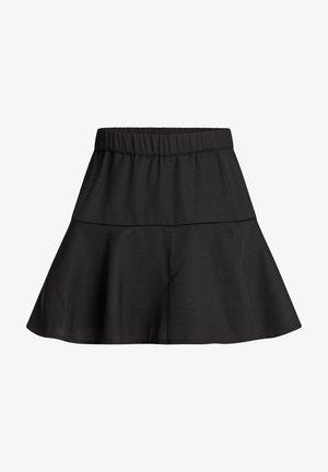 SKORT - A-line skirt - black