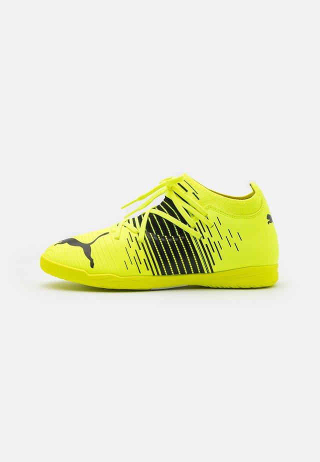 FUTURE Z 3.1 IT JR UNISEX - Halové fotbalové kopačky - yellow alert/black/white