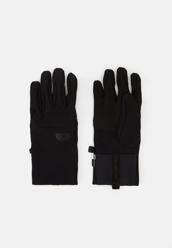 APEX ETIP GLOVE - Rękawiczki pięciopalcowe - black