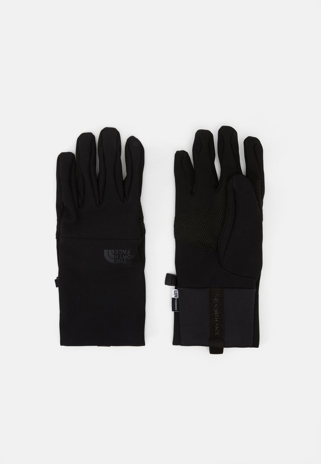 APEX ETIP GLOVE - Sormikkaat - black