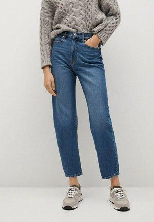 RACHEL - Straight leg jeans - donkerblauw