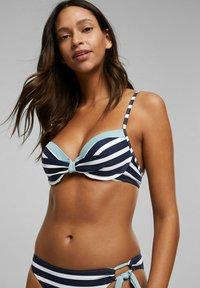 Esprit - Bikini top - navy - 0