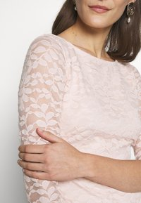 Esprit Collection - LEAVE STRETCH - Sukienka koktajlowa - pastel pink - 5
