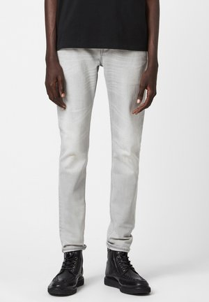 CIGARETTE - Slim fit jeans - grey