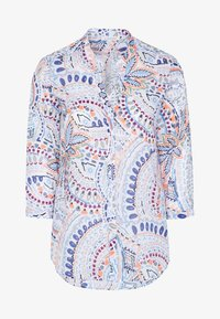 Eterna - MODERN - Button-down blouse - blue - 4