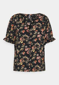 Pieces - PCCARLA - Print T-shirt - black - 3