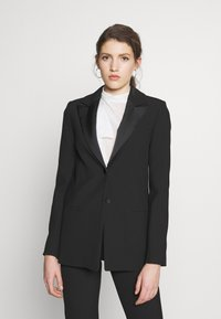 Victoria Victoria Beckham - TUXEDO JACKET - Manteau court - black - 0
