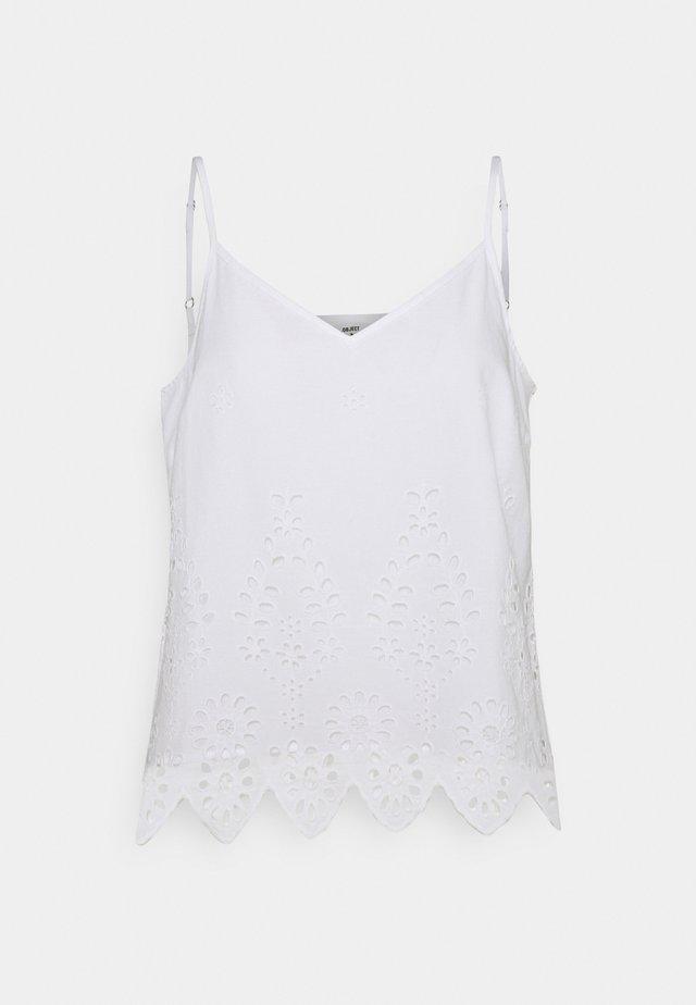 OBJLINI  - Top - bright white
