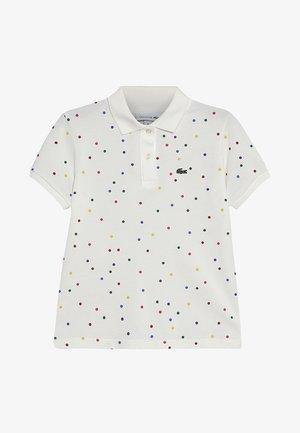 Polo shirt - farine/multicolor