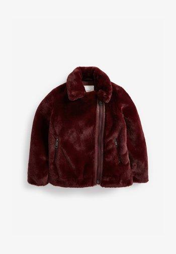 Zimní bunda - purple