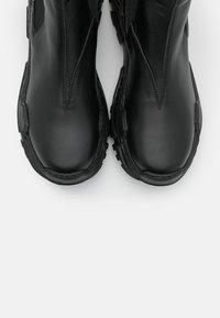 LÄST - FAST  - High-top trainers - black - 5
