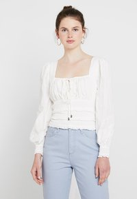 Free People - LOLITA - Blůza - white - 0
