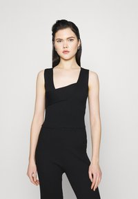 4th & Reckless - AMY TOP - Top - black - 0