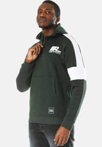 Young and Reckless - Hoodie - green - 0