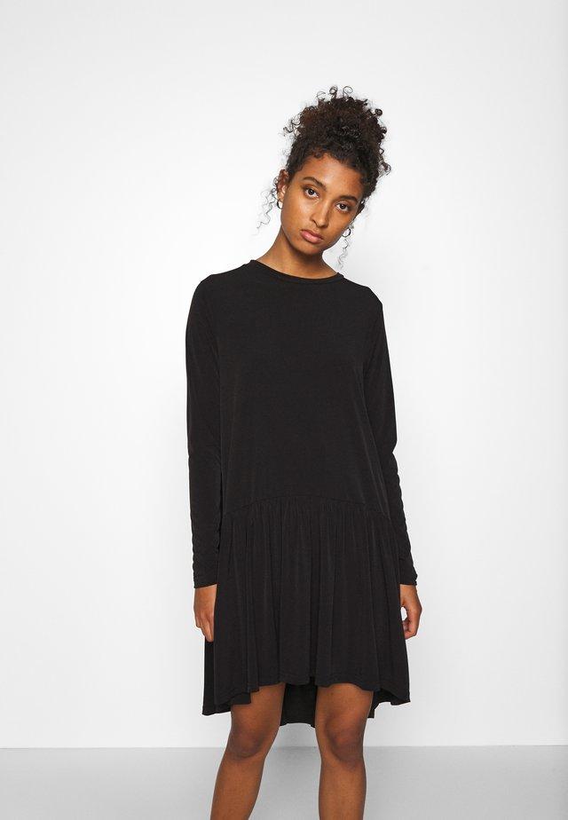 IXLIMA - Jersey dress - black