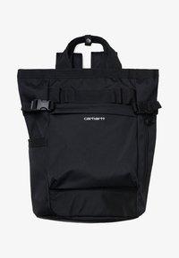 Carhartt WIP - PAYTON CARRIER BACKPACK - Sac à dos - black - 0