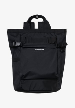 PAYTON CARRIER BACKPACK - Tagesrucksack - black
