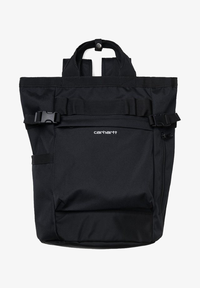 PAYTON CARRIER BACKPACK - Reppu - black
