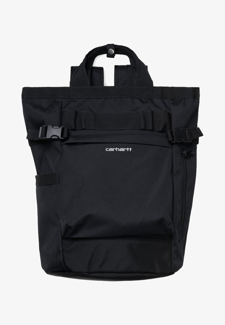 Carhartt WIP - PAYTON CARRIER BACKPACK - Rucksack - black