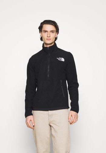 ICE FLOE JACKET - Fleece jumper - black