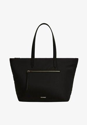MET ZAK - Shopper - zwart