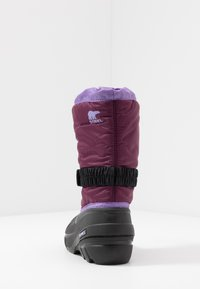Sorel - YOUTH FLURRY - Snowboot/Winterstiefel - purple dahlia/paisley purple - 4
