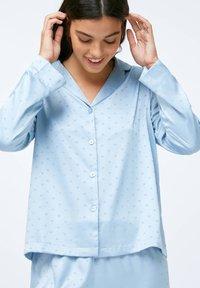 OYSHO - Nattøj trøjer - light blue - 0