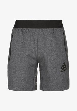 DESIGNED TO MOVE MOTION AEROREADY - Sports shorts - dark grey heather
