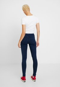Topshop Tall - HOLDING POWER JONI - Jeans Skinny Fit - indigo - 2