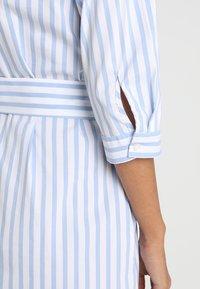 Seidensticker - Shirt dress - weiß/hellblau - 6