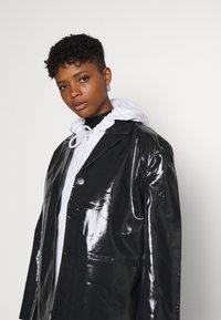 Weekday - ZANA SHORT JACKET - Light jacket - black - 3