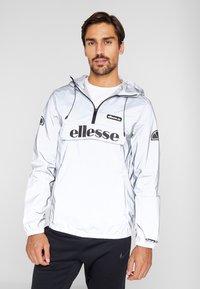 Ellesse - BERTO 2 - Giacca a vento - silver - 0