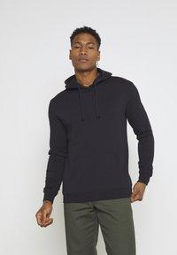 Cotton On - UNISEX ESSENTIAL - Hoodie - ink navy - 0