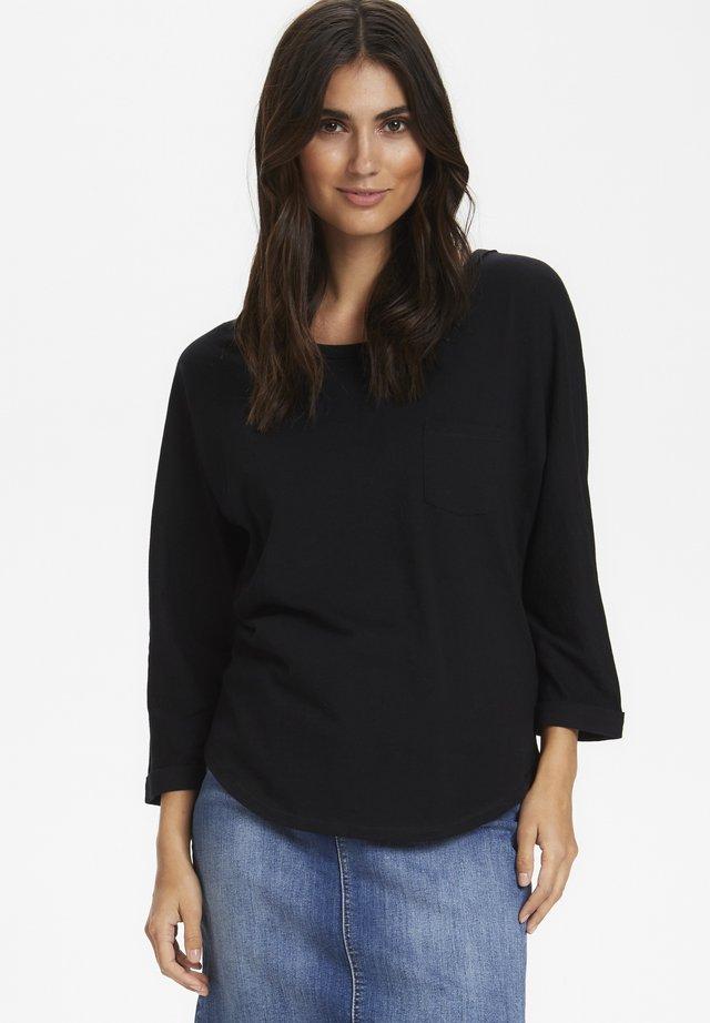 BIRTEPW - Långärmad tröja - black