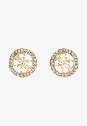TROPICAL SUN - Pendientes - gold-coloured