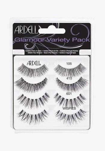GLAMOUR VARIETY PACK - False eyelashes - -
