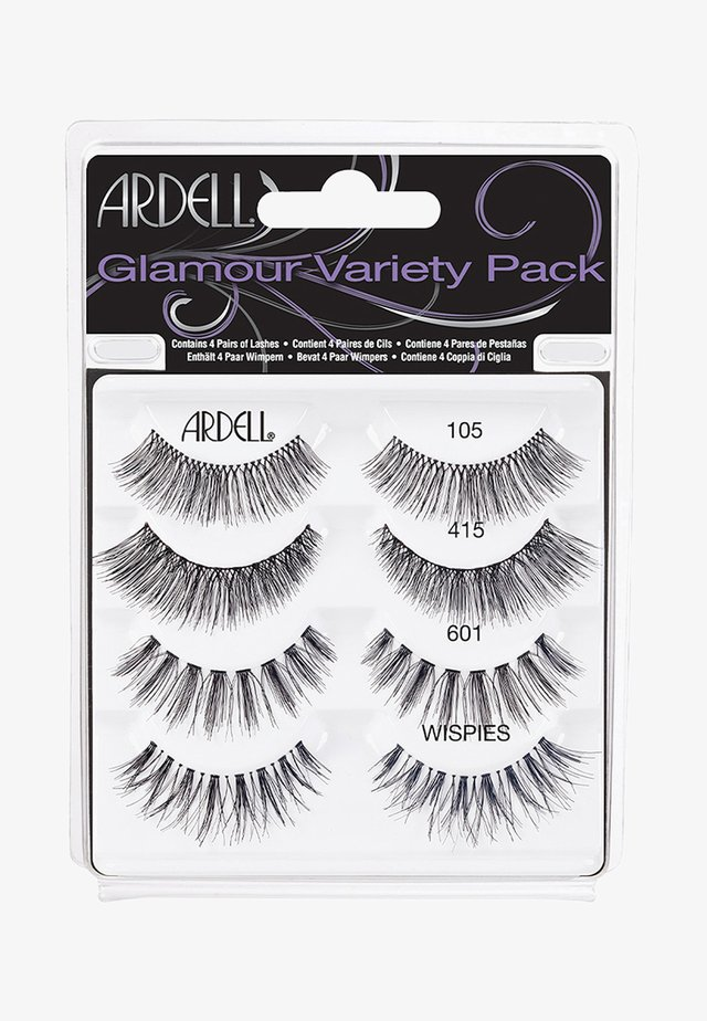 GLAMOUR VARIETY PACK - False eyelashes - -