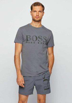T-shirt imprimé - open grey