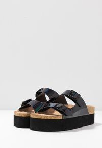 Even&Odd - Slippers - black - 4