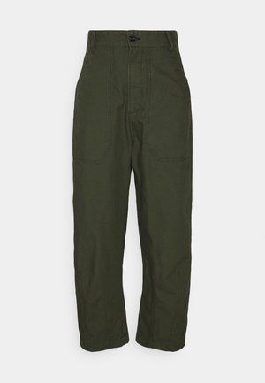 3D ULTRA HIGH FATIGUE PANT - Trousers - bronze green