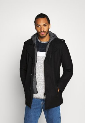 ADAIR - Manteau court - black