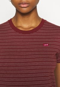 Levi's® - PERFECT TEE - T-shirts basic - marta madder brown - 5