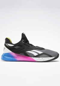 Reebok - NANO X SHOES - Sneaker low - black - 4