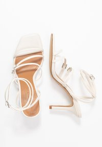 Who What Wear - EVERLY - High heeled sandals - prestine - 3